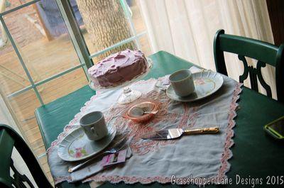 Jane Rose Cake